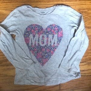 Old Navy 4T long sleeve top